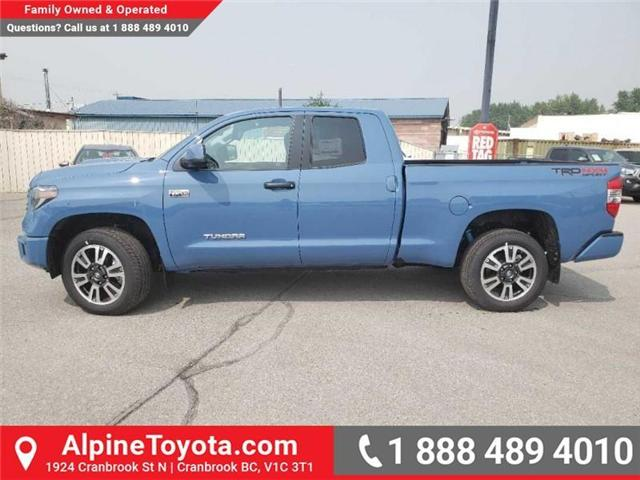 2019 Toyota Tundra TRD Sport Package (Stk: X835241) in Cranbrook - Image 2 of 17