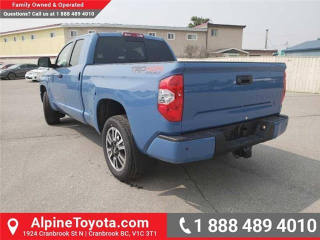 2019 Toyota Tundra TRD Sport Package (Stk: X835241) in Cranbrook - Image 3 of 17