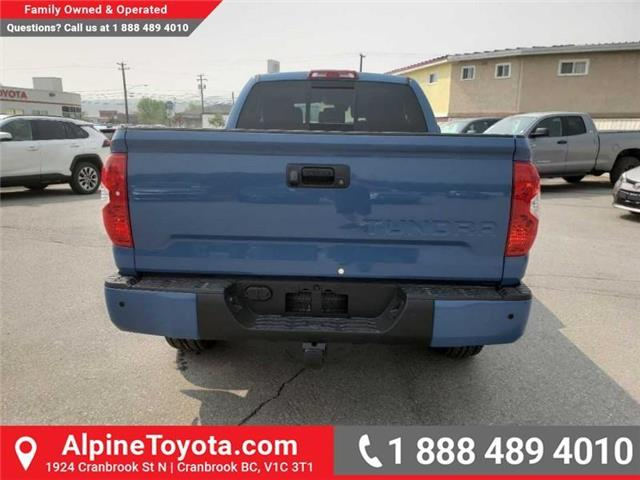 2019 Toyota Tundra TRD Sport Package (Stk: X835241) in Cranbrook - Image 4 of 17