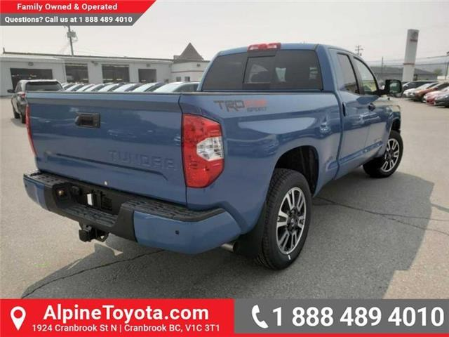 2019 Toyota Tundra TRD Sport Package (Stk: X835241) in Cranbrook - Image 5 of 17