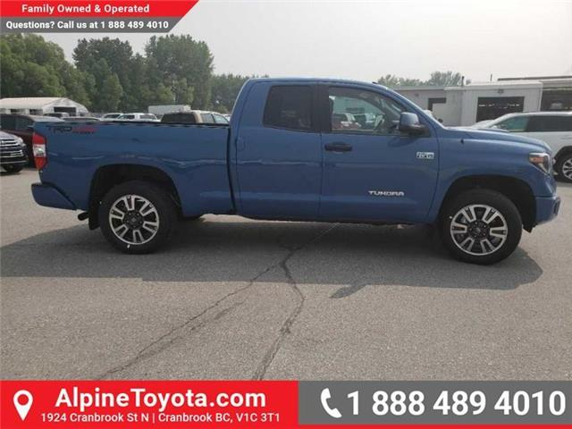 2019 Toyota Tundra TRD Sport Package (Stk: X835241) in Cranbrook - Image 6 of 17