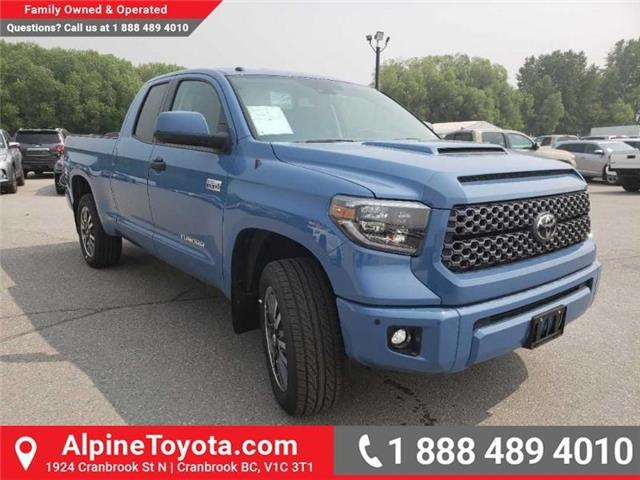 2019 Toyota Tundra TRD Sport Package (Stk: X835241) in Cranbrook - Image 7 of 17