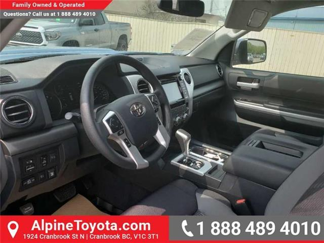 2019 Toyota Tundra TRD Sport Package (Stk: X835241) in Cranbrook - Image 9 of 17