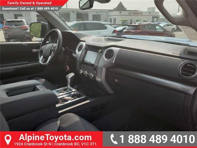2019 Toyota Tundra TRD Sport Package (Stk: X835241) in Cranbrook - Image 11 of 17