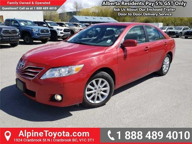 2010 Toyota Camry XLE V6 (Stk: W019134B) in Cranbrook - Image 1 of 16