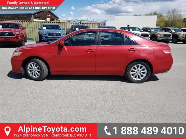 2010 Toyota Camry XLE V6 (Stk: W019134B) in Cranbrook - Image 2 of 16