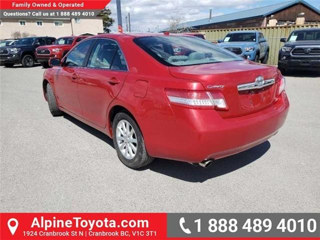 2010 Toyota Camry XLE V6 (Stk: W019134B) in Cranbrook - Image 3 of 16