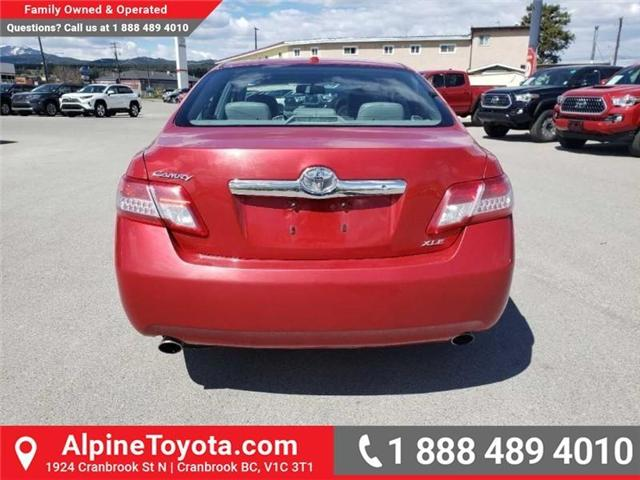 2010 Toyota Camry XLE V6 (Stk: W019134B) in Cranbrook - Image 4 of 16