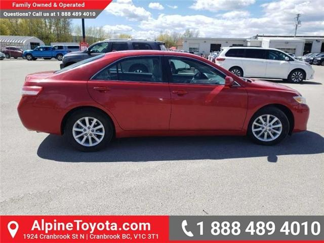 2010 Toyota Camry XLE V6 (Stk: W019134B) in Cranbrook - Image 6 of 16