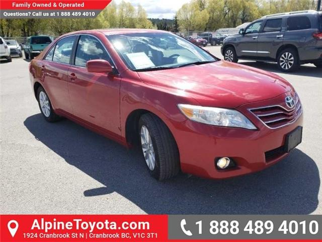 2010 Toyota Camry XLE V6 (Stk: W019134B) in Cranbrook - Image 7 of 16