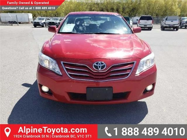 2010 Toyota Camry XLE V6 (Stk: W019134B) in Cranbrook - Image 8 of 16