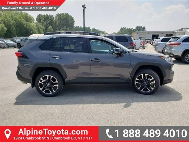 2019 Toyota RAV4 Trail (Stk: C001253) in Cranbrook - Image 6 of 18