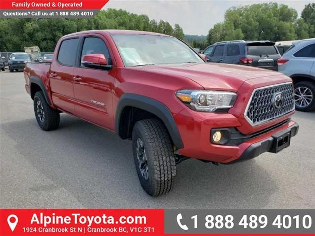 2019 Toyota Tacoma TRD Off Road (Stk: X192643) in Cranbrook - Image 7 of 15