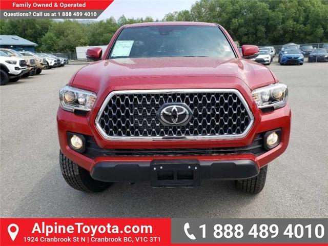 2019 Toyota Tacoma TRD Off Road (Stk: X192643) in Cranbrook - Image 8 of 15