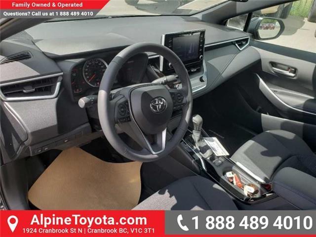 2020 Toyota Corolla SE (Stk: P002541) in Cranbrook - Image 9 of 16