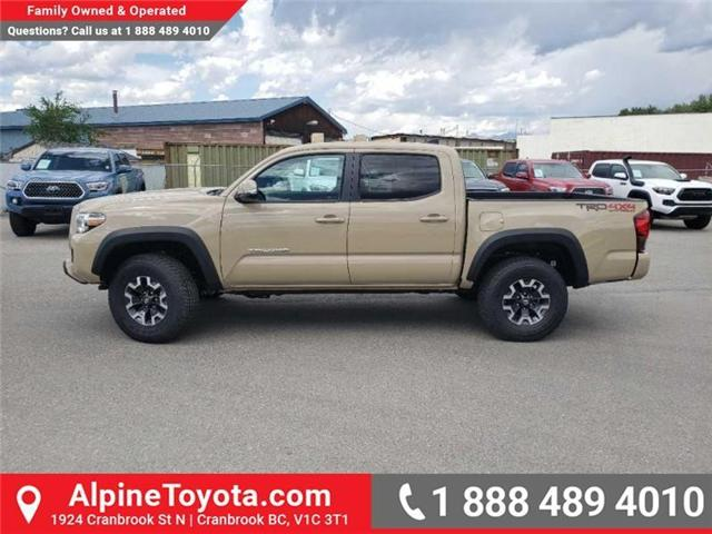2019 Toyota Tacoma TRD Off Road (Stk: X193251) in Cranbrook - Image 2 of 15