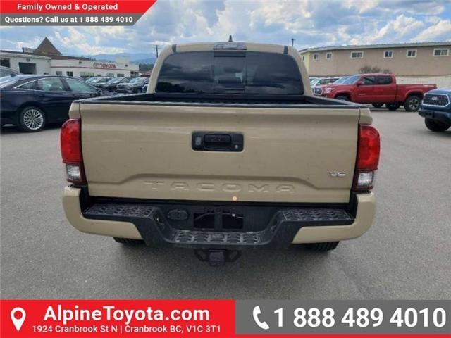 2019 Toyota Tacoma TRD Off Road (Stk: X193251) in Cranbrook - Image 4 of 15