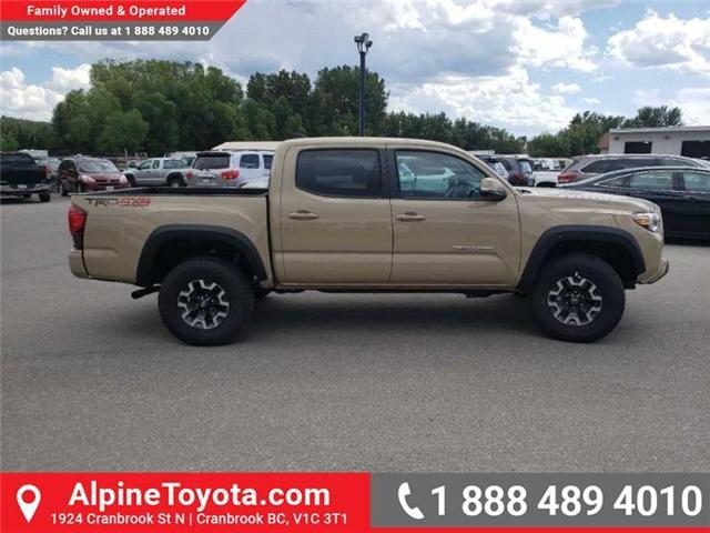 2019 Toyota Tacoma TRD Off Road (Stk: X193251) in Cranbrook - Image 6 of 15