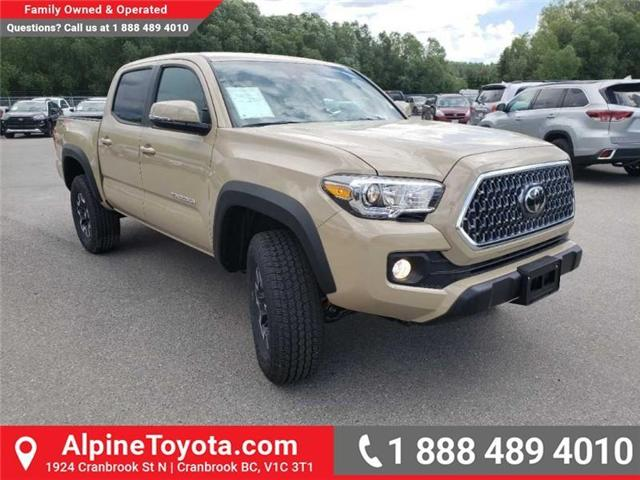 2019 Toyota Tacoma TRD Off Road (Stk: X193251) in Cranbrook - Image 7 of 15