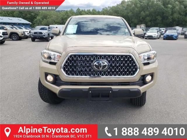 2019 Toyota Tacoma TRD Off Road (Stk: X193251) in Cranbrook - Image 8 of 15
