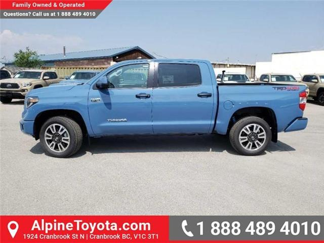 2019 Toyota Tundra TRD Sport Package (Stk: X835112) in Cranbrook - Image 2 of 16