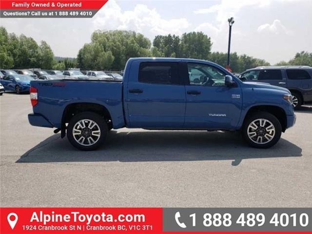 2019 Toyota Tundra TRD Sport Package (Stk: X835112) in Cranbrook - Image 6 of 16