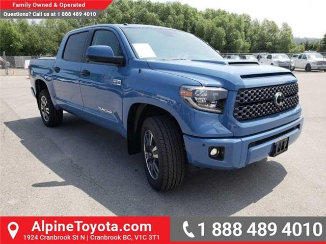 2019 Toyota Tundra TRD Sport Package (Stk: X835112) in Cranbrook - Image 7 of 16