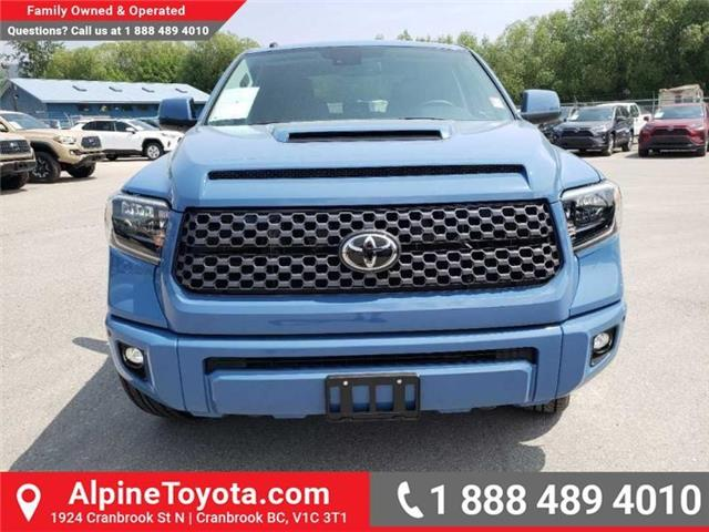 2019 Toyota Tundra TRD Sport Package (Stk: X835112) in Cranbrook - Image 8 of 16