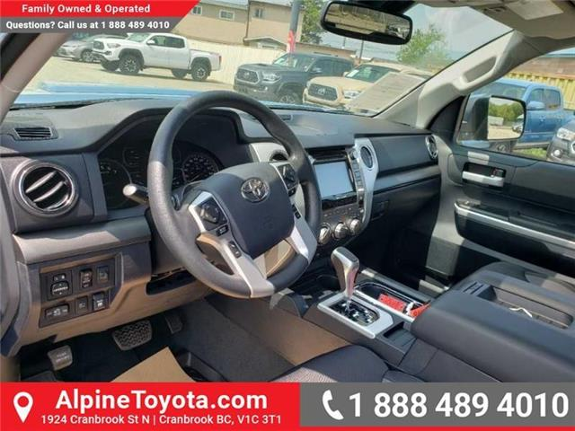 2019 Toyota Tundra TRD Sport Package (Stk: X835112) in Cranbrook - Image 9 of 16