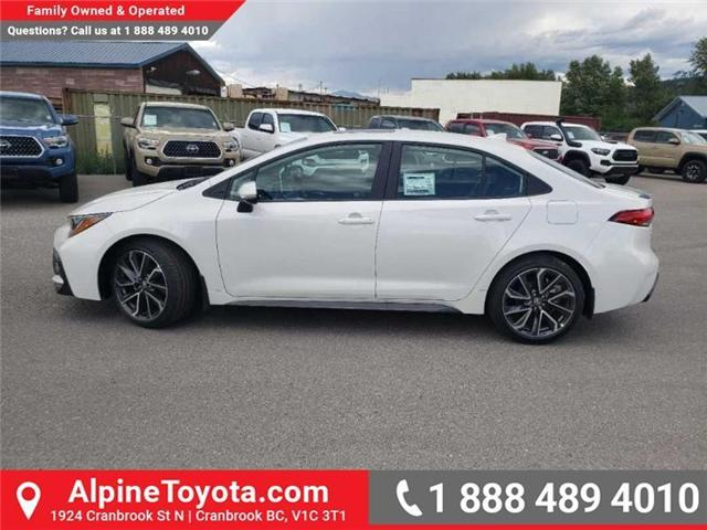 2020 Toyota Corolla XSE (Stk: P003264) in Cranbrook - Image 2 of 16