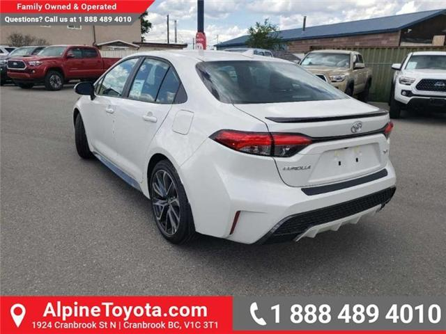 2020 Toyota Corolla XSE (Stk: P003264) in Cranbrook - Image 3 of 16