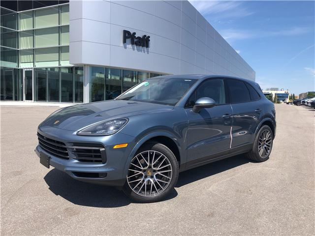 2019 Porsche Cayenne  (Stk: P14338) in Vaughan - Image 1 of 17