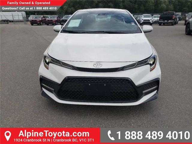 2020 Toyota Corolla XSE (Stk: P003264) in Cranbrook - Image 8 of 16