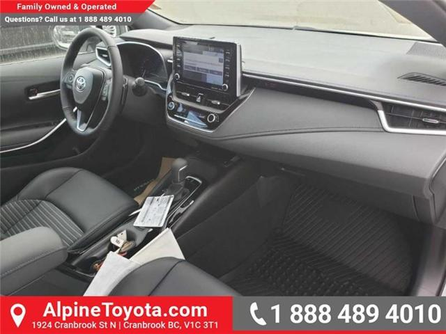 2020 Toyota Corolla XSE (Stk: P003264) in Cranbrook - Image 11 of 16