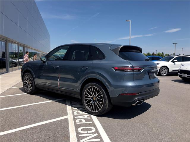 2019 Porsche Cayenne  (Stk: P14338) in Vaughan - Image 2 of 17