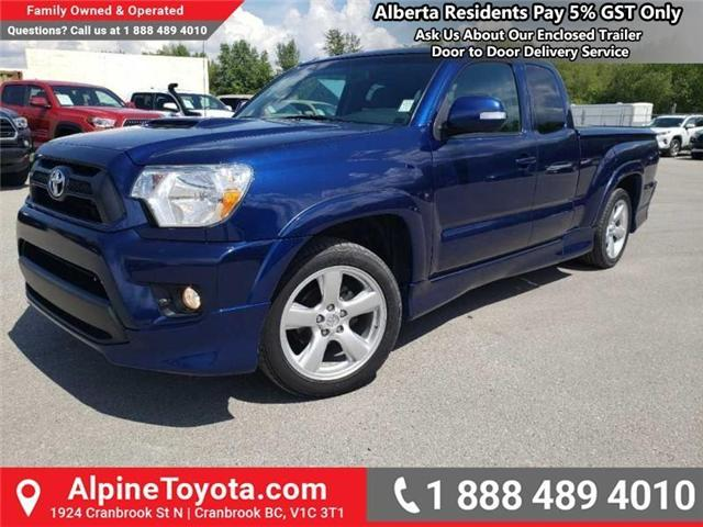 2014 Toyota Tacoma X-Runner (Stk: X582649N) in Cranbrook - Image 1 of 18