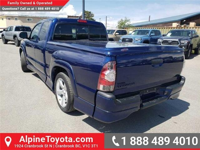 2014 Toyota Tacoma X-Runner (Stk: X582649N) in Cranbrook - Image 3 of 18
