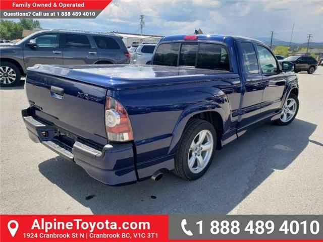 2014 Toyota Tacoma X-Runner (Stk: X582649N) in Cranbrook - Image 5 of 18