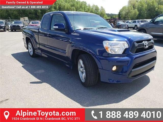 2014 Toyota Tacoma X-Runner (Stk: X582649N) in Cranbrook - Image 7 of 18