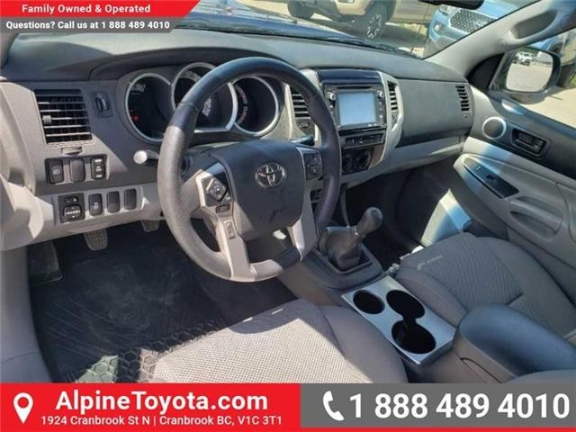 2014 Toyota Tacoma X-Runner (Stk: X582649N) in Cranbrook - Image 9 of 18