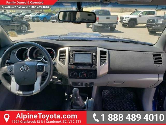 2014 Toyota Tacoma X-Runner (Stk: X582649N) in Cranbrook - Image 10 of 18