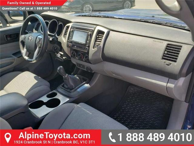 2014 Toyota Tacoma X-Runner (Stk: X582649N) in Cranbrook - Image 11 of 18