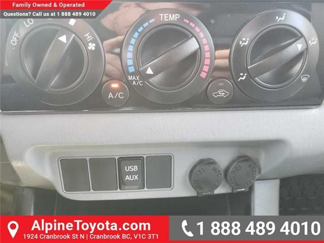 2014 Toyota Tacoma X-Runner (Stk: X582649N) in Cranbrook - Image 13 of 18
