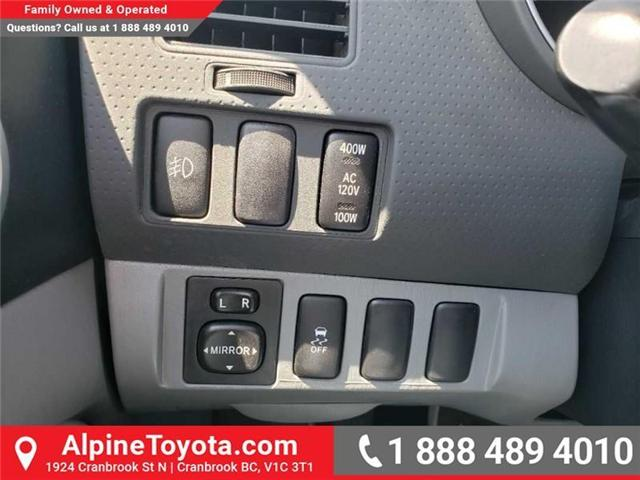2014 Toyota Tacoma X-Runner (Stk: X582649N) in Cranbrook - Image 15 of 18