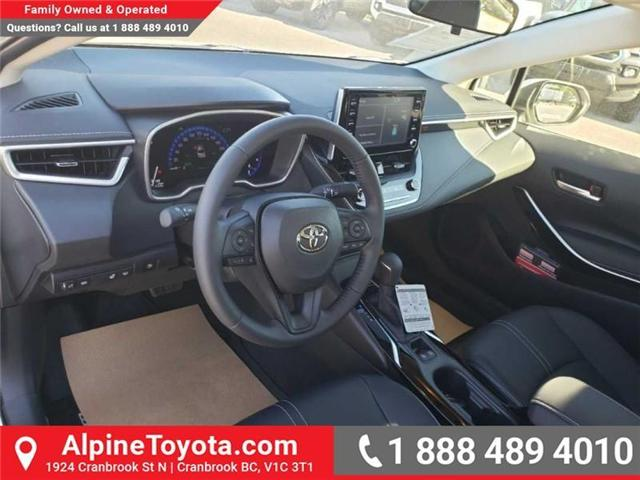 2020 Toyota Corolla Hybrid Base (Stk: J006506) in Cranbrook - Image 9 of 15
