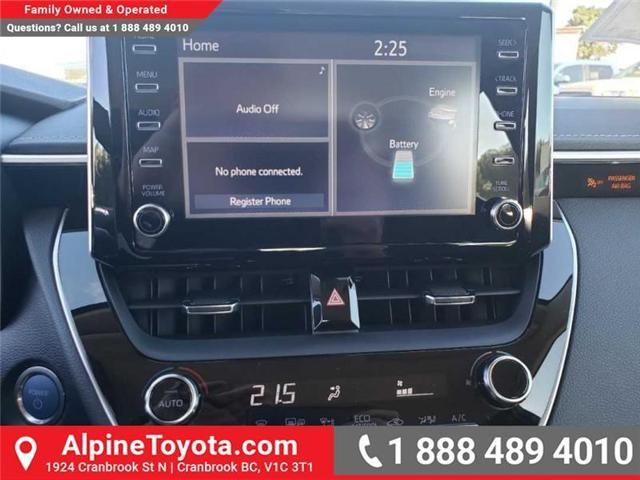2020 Toyota Corolla Hybrid Base (Stk: J006506) in Cranbrook - Image 12 of 15