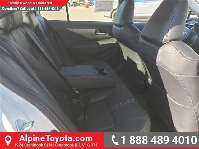 2020 Toyota Corolla Hybrid Base (Stk: J006506) in Cranbrook - Image 15 of 15