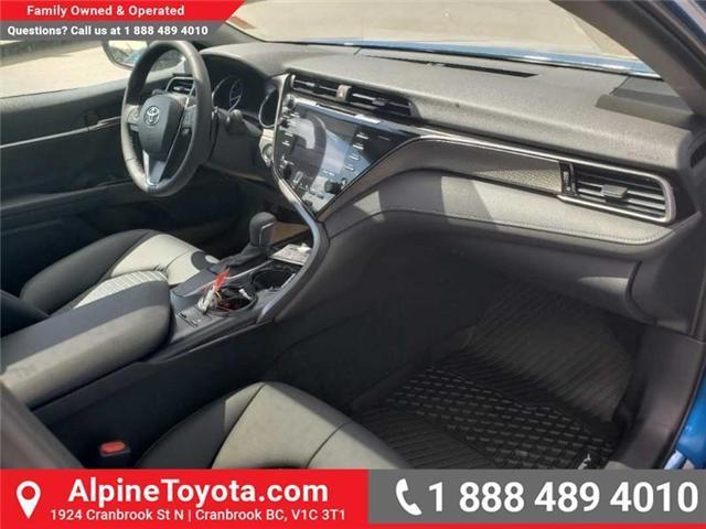 2019 Toyota Camry SE (Stk: U248965) in Cranbrook - Image 11 of 16