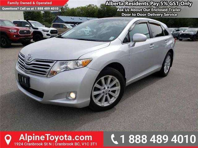 2011 Toyota Venza Base (Stk: U026408M) in Cranbrook - Image 1 of 17