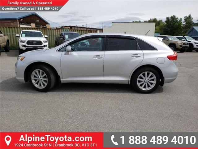 2011 Toyota Venza Base (Stk: U026408M) in Cranbrook - Image 2 of 17